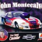 2004 NHRA PS Handout John Montecalvo