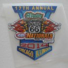 2014 NHRA Event Patch Chicago
