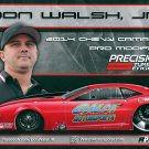 2014 NHRA PM Handout Donnie Walsh (version #1)