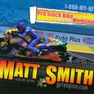 2014 NHRA PSB Handout Matt Smith