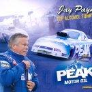 2014 NHRA AFC Handout Jay Payne