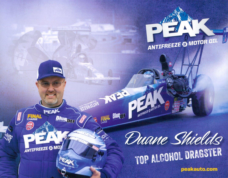 2014 NHRA TAD Handout Duane Shields