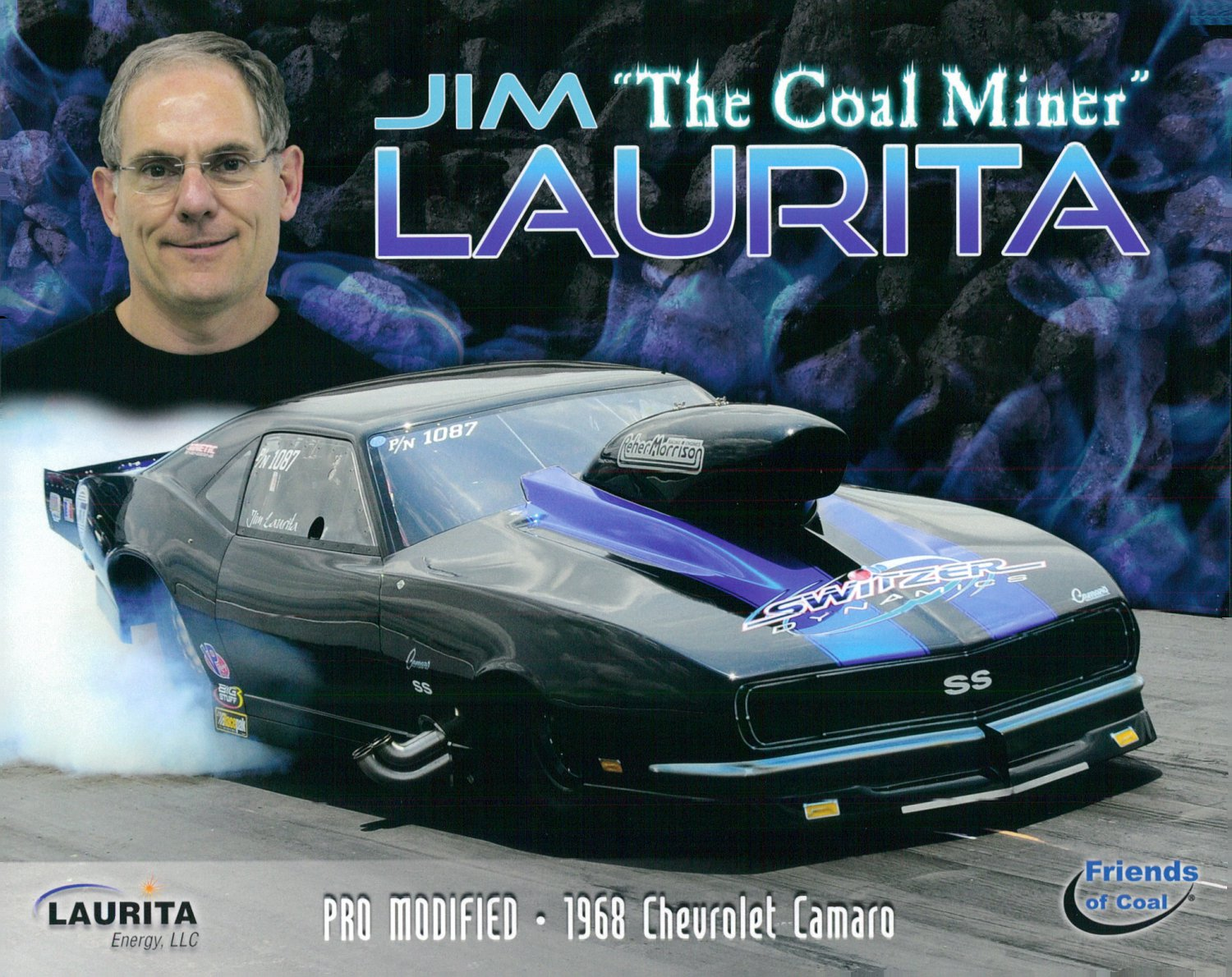 2014 NHRA PM Handout Jim Laurita