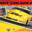2014 NHRA PM Handout Troy Coughlin