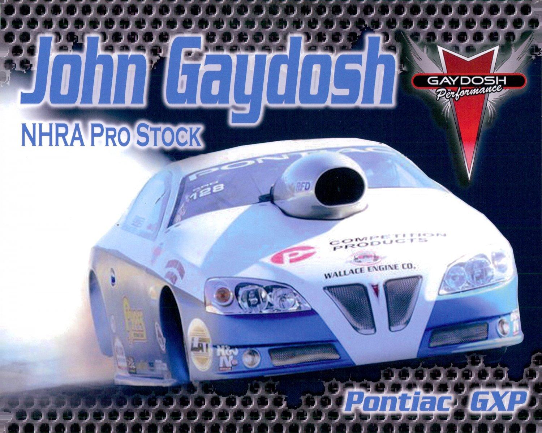 2014 NHRA PS Handout John Gaydosh (version #1)