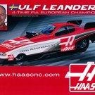 2014 NHRA AFC Handout Ulf Leanders