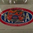 2014 NHRA Event Pin Charlotte Fall Race (version #1)