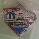 2014 NHRA Event Patch Denver
