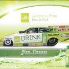 2014 NHRA FC Handout Jeff Arend (alo Drink)