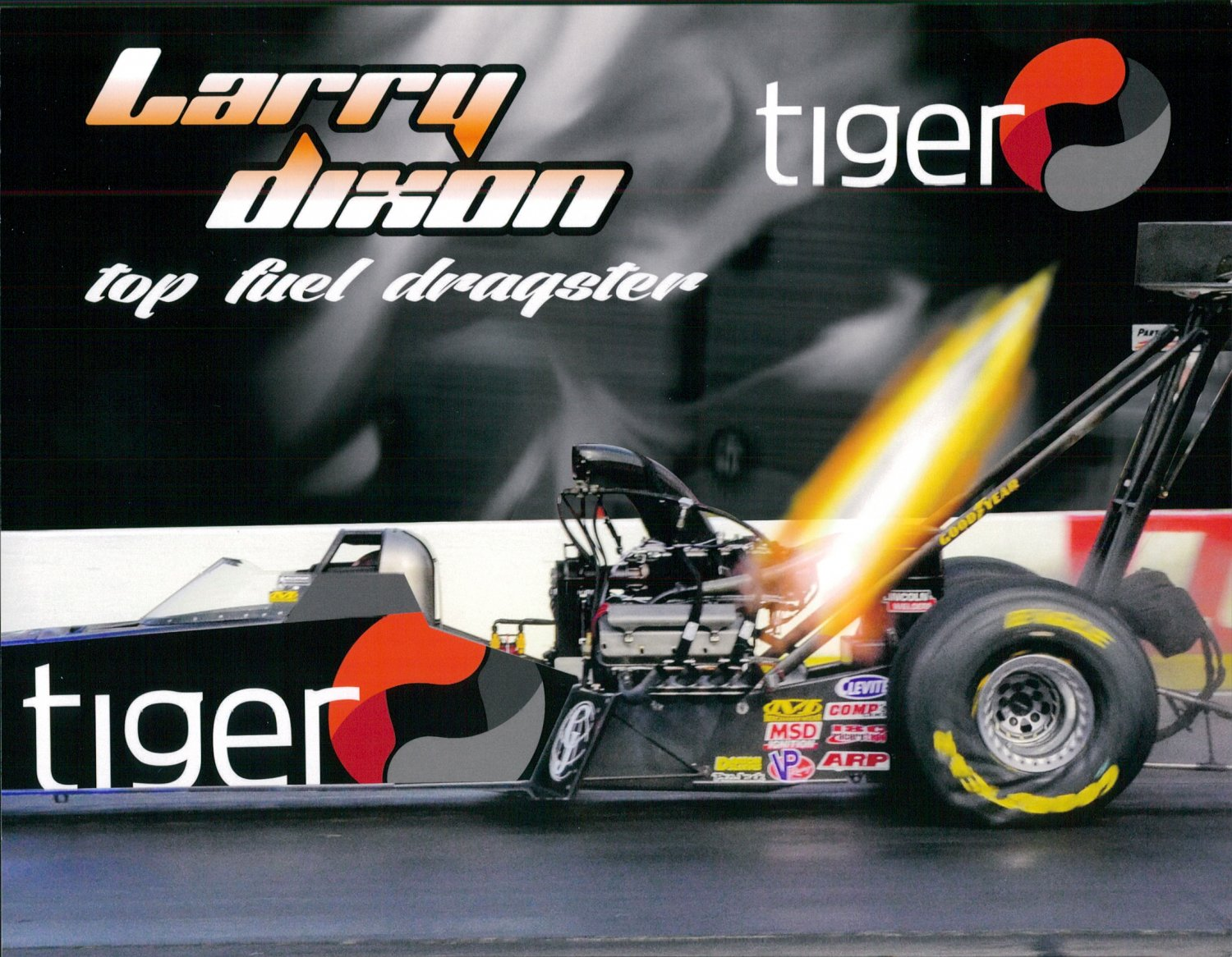 2015 NHRA TF Handout Larry Dixon (version #1)