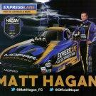 2015 NHRA NFC Handout Matt Hagan