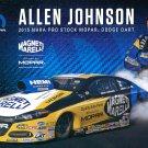 2015 NHRA PS Handout Allen Johnson