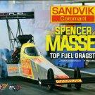2015 NHRA TF Handout Spencer Massey (Sandvik #2)
