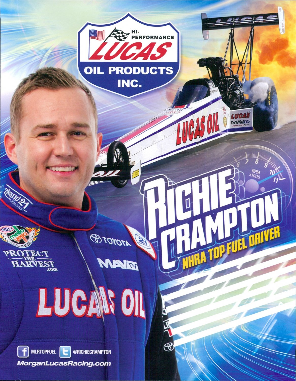 2015 NHRA TF Handout Richie Crampton