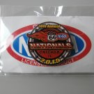2015 NHRA Event Pin Chicago