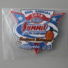 2015 NHRA Event Patch Atlanta