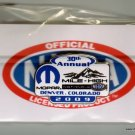 2009 NHRA Event Pin Denver