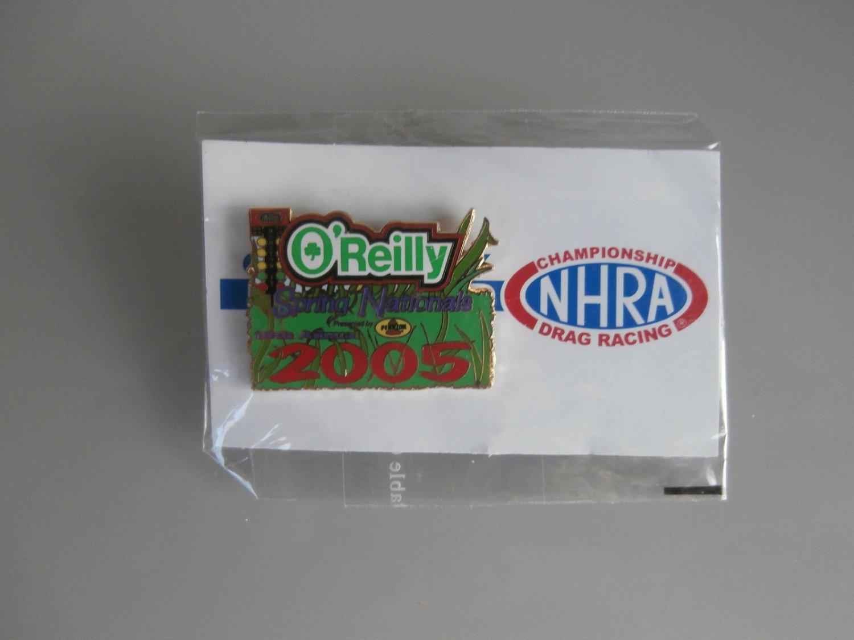 2005 NHRA Event Pin Houston