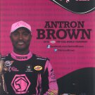 2015 NHRA TF Handout Antron Brown (Tools for the Cause)