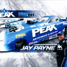 2015 NHRA AFC Handout Jay Payne