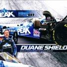 2015 NHRA TAD Handout Duane Shields
