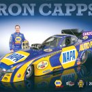 2016 NHRA NFC Handout Ron Capps