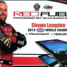2016 NHRA TF Handout Shawn Langdon