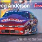 2016 NHRA PS Handout Greg Anderson