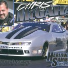 2016 NHRA PS Handout Chris McGaha