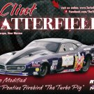 2016 NHRA PM Handout Clint Satterfield
