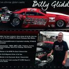 2016 NHRA PM Handout Billy Glidden