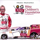 2016 NHRA NFC Handout Tommy Johnson Jr (Riley Hospital)
