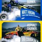 2016 NHRA NFC Handout Matt Hagan Mopar