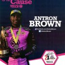 2016 NHRA TF Handout Antron Brown (Tools for the Cause)