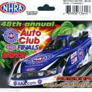 2012 NHRA Event Decal Pomona Finals
