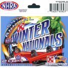 2014 NHRA Event Decal Pomona Winternationals