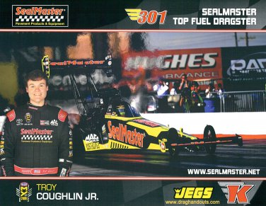 2017 NHRA TF Handout Troy Coughlin Jr.