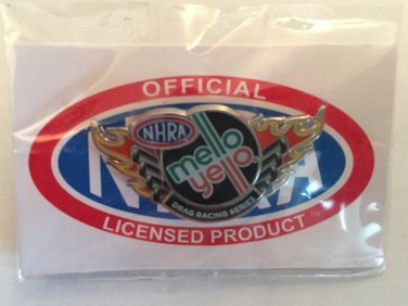 2016 NHRA Event Pin Mellow Yellow