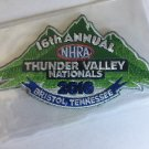 2016 NHRA Event Patch Bristol