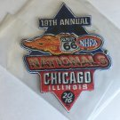 2016 NHRA Event Patch Chicago