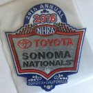 2016 NHRA Event Patch Sonoma