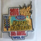 2016 NHRA Event Patch Topeka