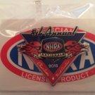 2015 NHRA Event Pin Charlotte Fall Race