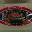 2014 NHRA Event Pin Las Vegas Spring Race (version #2)