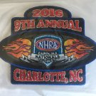 2016 NHRA Event Patch Charlotte (Fall Race)