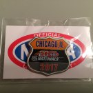 2017 NHRA Event Pin Chicago