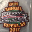 2017 NHRA Event Patch Topeka