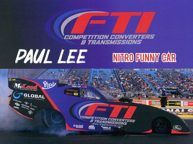 2021 NHRA NFC Handout Paul Lee