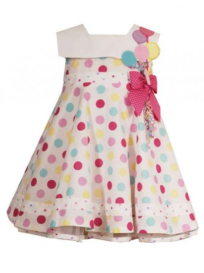 Girls Birthday Dress - 12M/18M/24M - Rare Editions