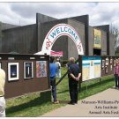 Munson-Williams-Proctor Arts Institute Annual Art Show Postcard.50 Postcards for $15